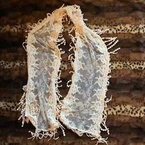 Accessories - Lace Scarf